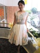 Art Nouveau Party Dress