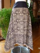 Tablecloth Skirt