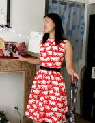 Hooray for Hippos Dress!