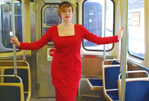 Shosanna's Dress--Inglorious Basterds