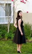 Not such a little black dress...
