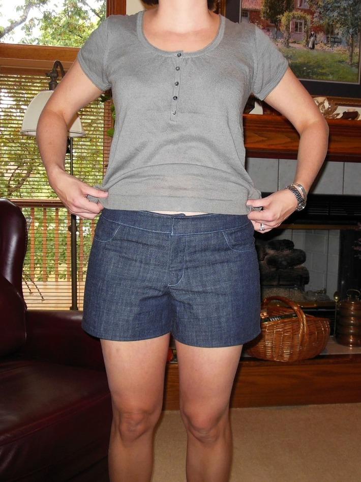 maritime shorts front