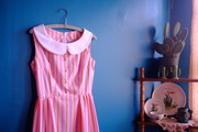 1950's Simplicity 4298 Dress