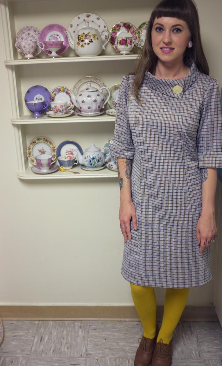 New Look 6000- 1960's Dress