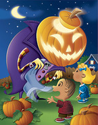 The Great Pumpkin by David Metzger