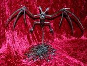 Nightwing in steel by Will Slagel