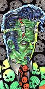 Big Daddy Dead Head by Lyndal Ferguson