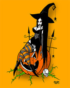 Witch by Eric Pigors