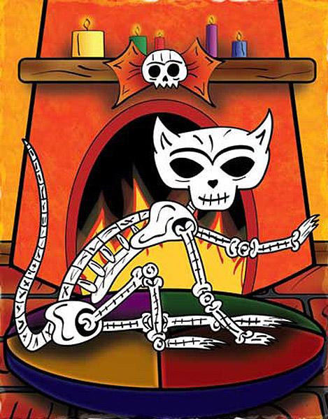 El Gato by Ladislao Loera