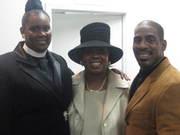 Apostle Karen, Evang. Dee & Apostle Ron