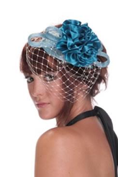 Hatsonheads Hat making Kit Style 1 Blue