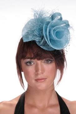 Hatsonheads Designer Hat making Kit - Style 2 Blue