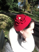 Isabel Audrey Millinery Winter