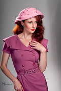 1950's style hat