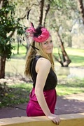 Just so Pretty Millinery by Leah Cassidy