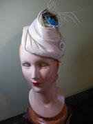 Jinsin Birds Nest Hat