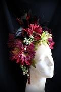 """Autumn Joy"" Headpiece"