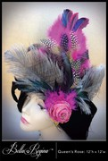 Queen's Rose - BellaRegina Designs - www.bellareginadesigns.com