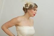 Tina Kite Millinery, Bridal Fascinator