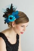 Tina Kite Milliner, Feather Fascinator