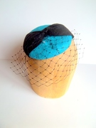 Veiled Cocktail Hat