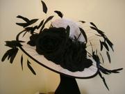 Black roses & cocque