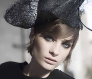 sculptural hat by tonya gross millinery