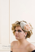 Viena Hat by O'mimi Millinery SS2013