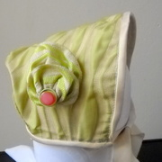 Mint Sun Bonnet