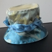 Silk Child's Hat