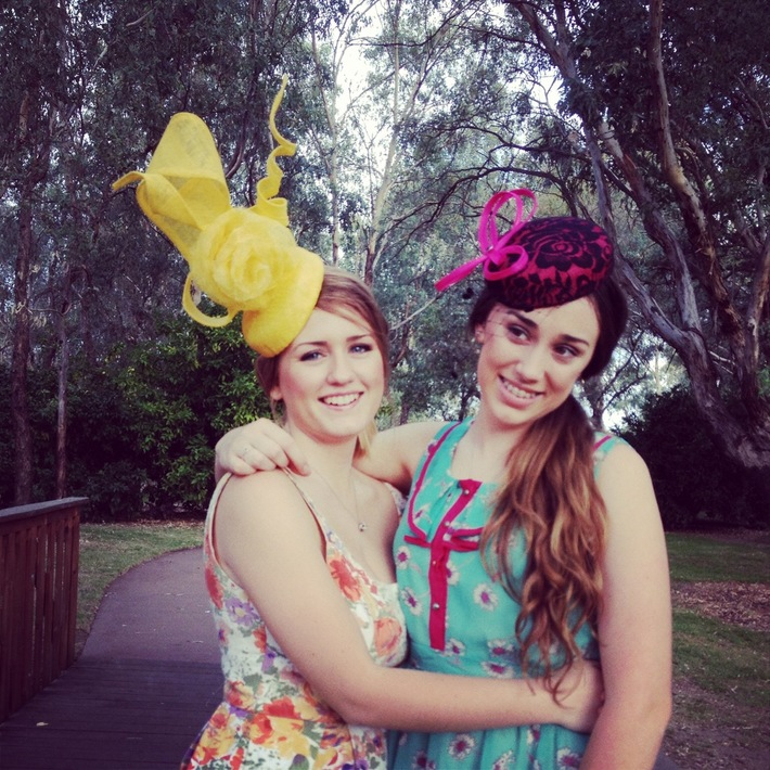 Millinery by Leah Cassidy