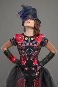 2013A/W Monique Lee Millinery Transparency Collection