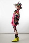 2014S/S Monique Lee Millinery Tilt-Shift Photography Collection
