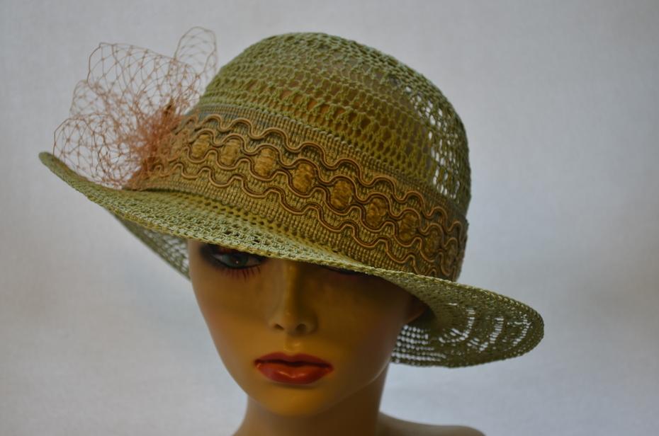 Crochet Sunhat