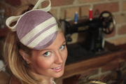 Pieces for sale now from Ash Grey Millinery