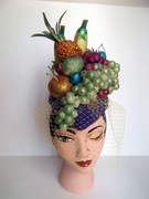 Custom Carmen Miranda Hat