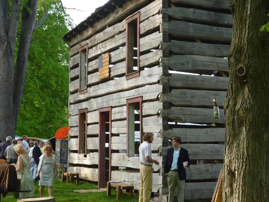 Farmington Historic Plantation and Original Makers Club Pimento Cheese Social, Kentucky Derby 139, Tonya Gross Millinery