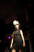 Milliners of Etsy Fashion Show - Chef Bizzaro Milinery