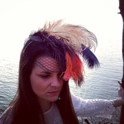 Vintage Ostrich Feathers