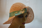 Gatsby Style Crochet Cloche