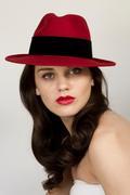 Georgina Heffernan Millinery - A/W 2013