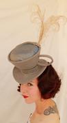 Mad Hatter Felt Tea Cup Hat