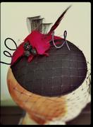 Custom Wedding Fascinator