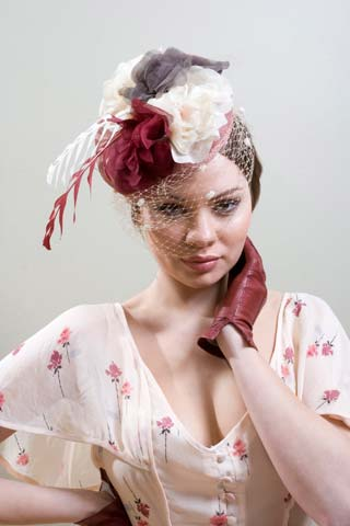 Afternoon Tea Headpiece