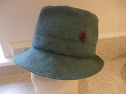 Mans hat from 2013