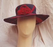 Hat made for my Mum in the 1980's