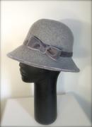 Classic Hat felt & velvet