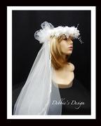 Bridal Headpiece-223