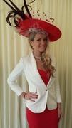 Miss england at Cheltenham Festival
