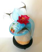 Sinamay Tilt Hat